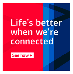 Life's Better When We're Connected