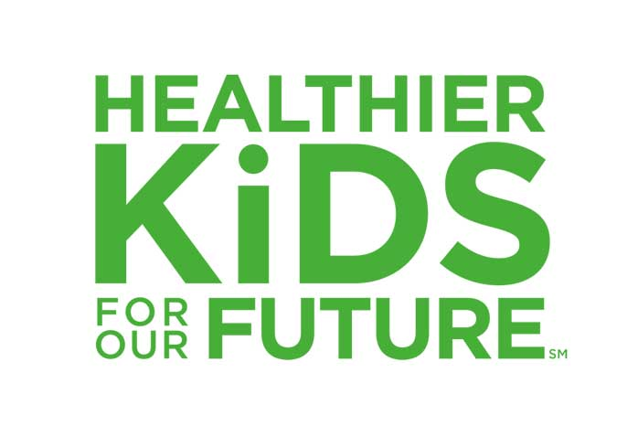 healthier kids for our future logo
