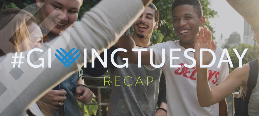 GivingTuesday Recap