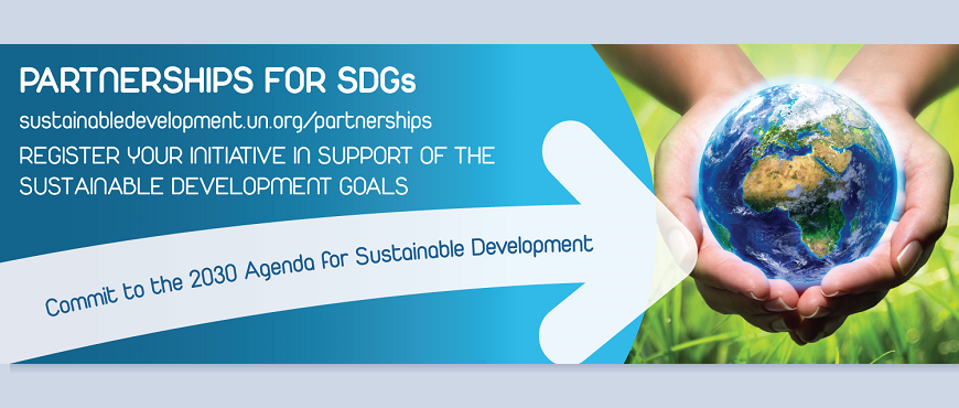 Commit to the 2030 agenda for sustainable development