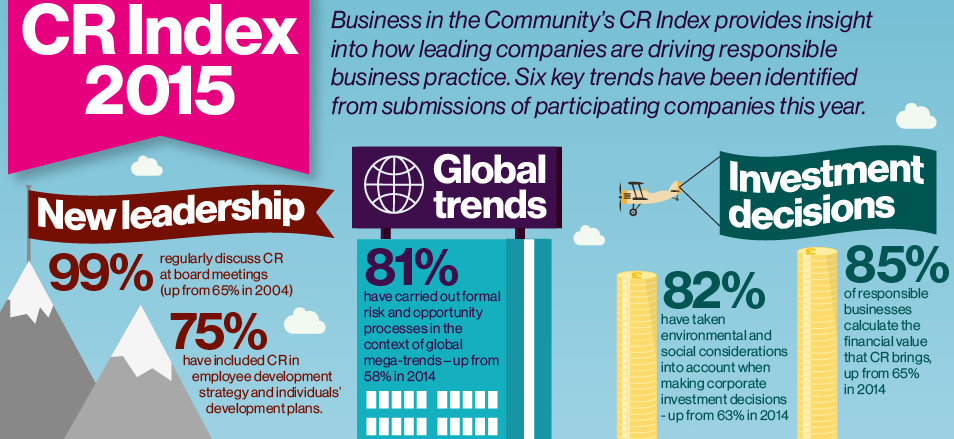Key Insights from CR Index 2015