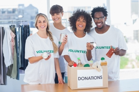 Philanthropy Boosts Workplace Performance