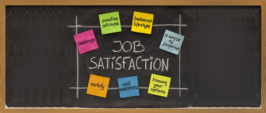 job satisfaction blackboard