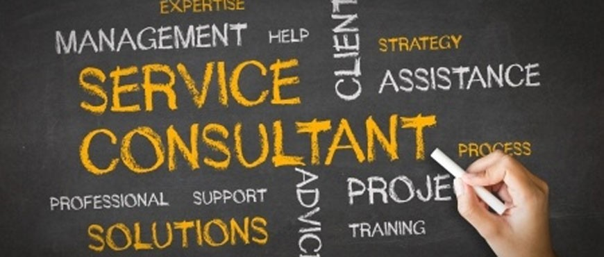 service consultant blackboard notes